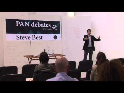 PANdebate com Steve Best (com legendas)