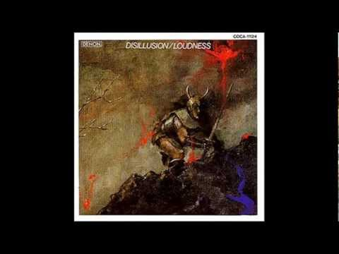 LOUDNESS - CRAZY DOCTOR (Japanese Version)