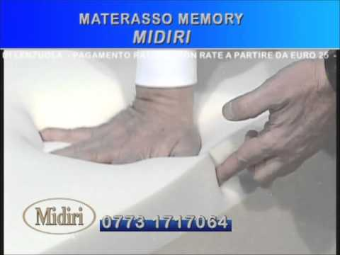 Midiri Materassi In Lattice.Offerta Materasso Memory Casastar Youtube