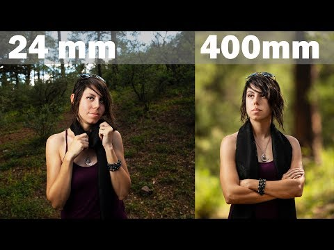 Focal Length & Lens Compression: How To Take Better Portraits