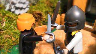 La princesse, le chevalier et les voleurs - Playmobil en Français- Bienvenue au château - S02E01