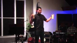 God, What Bothers You? - Aaron Nakamura at Converge 2015