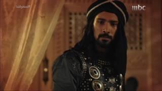 الملكه تركان تموت و الامير باركي يرفض قتل أخيه محمود  #سمرقند #رمضان_يجمعنا
