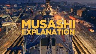 World of Warships - Musashi Explanation