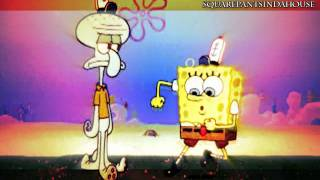 "Spongebob dancing to ""Party Rock Anthem"" by LMFAO"
