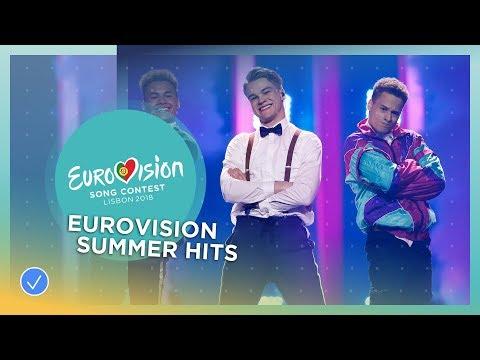 Create your Eurovision Summer Playlist!