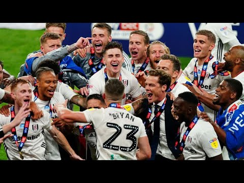 2019 20 Relived Brentford 1 2 Fulham Fulham Head Back To The Premier League Youtube