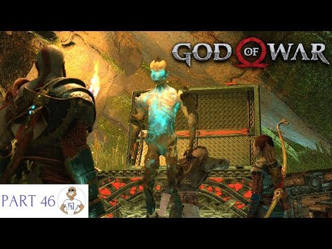 GOD OF WAR - FINISHING A GOOD DEED - Gameplay Let's Play Walkthrough PART 46