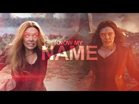 Wanda Maximoff || You Will Know My Name