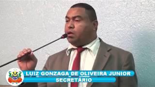 Luizinho do Tomé em pronunciamento 07 07 2017