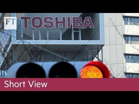 Toshiba's shareholder challenge | Short View