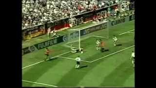 WM 94 Germany v Spain 21st JUN 1994