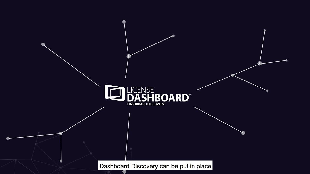 Software Asset Management (SAM) - License Dashboard