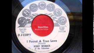 bobby womack - i found a true love