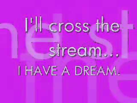 YouTube   I Have A Dream Mamma Mia Movie Lyrics