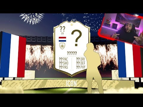 ICON X15 PACK OPENING! DISCARD ICON PACK!?!?! - FIFA 20 ULTIMATE TEAM