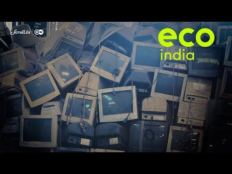 Eco India: How A Start-up In New Delhi Has Been Processing 70% Of India's Formal E-waste