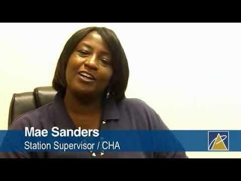 Mae Sanders Interview