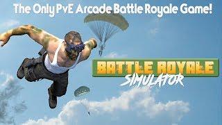 Battle Royale Simulator PvE