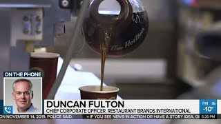 Business news: the future of Tim Hortons