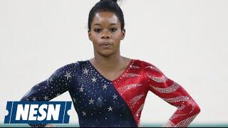 Gabby Douglas Responds To National Anthem Controversy