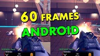 como ver videos a 60 fps desde android test y comparacion