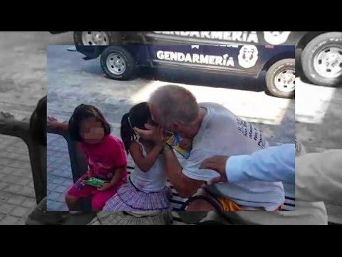 Captan a pedоfilo anciano besando a niñas con consentimiento de sus padres en Acapulco 2016 by Jorge Sanchez