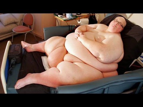 7 Fattest People in The World