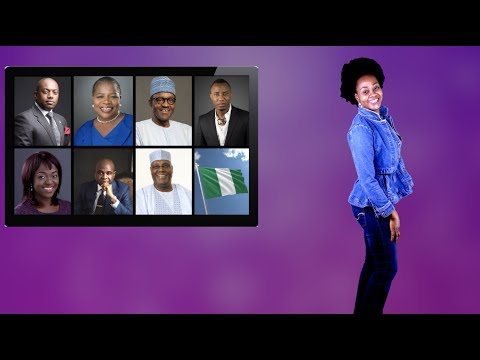 Analyzing Nigeria's 2019 Presidential Candidates: Buhari, So