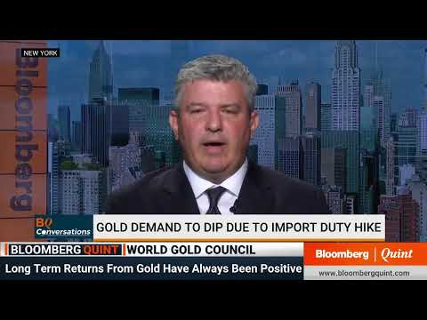 World Gold Council On Why Gold Prices Are Insulated From Trade War