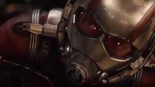 Трейлер фильма Человек-муравей (2015).Русский трейлер
