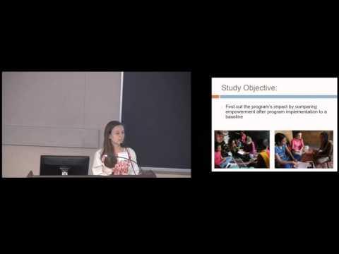 Summer in South Asia Undergraduate Fellowship Colloquium 2015