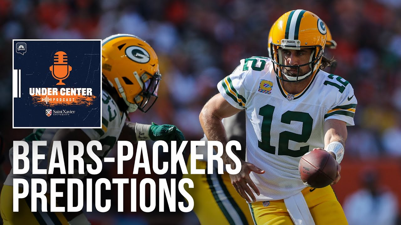 Packers vs. Bears, Week 6 2021: Live game updates & discussion