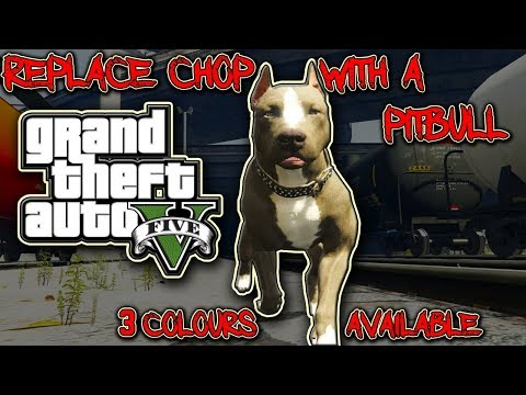 Franklin has a Pitbull (Replace Chop) [1080p] + Download Link