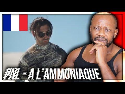 PNL - A l'Ammoniaque [Clip Officiel] FRENCH RAP MUSIC REACTION!!!