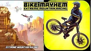 Bike Mayhem:- Bike Action Stunt Game Android Gameplay