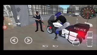 Polis Motor Oyunu//Direksiyonlu Araba Oyunları, Araba Oyunları Izle