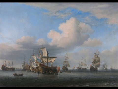 Naval History: The Four Days Battle(1666) part 1