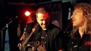 Wolfs Moon - Necronomicon (live)