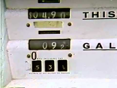 Gas by the half gallon - 1979 Energy Crisis - WEWS News