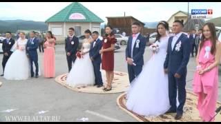 Всероссийский день семьи, любви и верности отметили в Улаганском районе