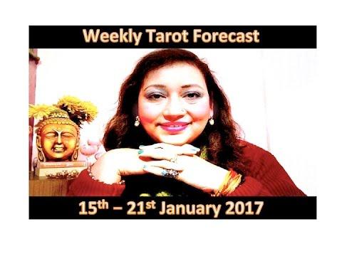 Tarot Weekly Forecast (15th Jan - 21st Jan 2017)