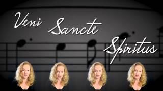 Veni Sancte Spiritus (Taize) multitrack by Julie Gaulke