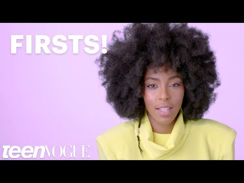 Jessica Williams Talks Her First Everything | Teen Vogue