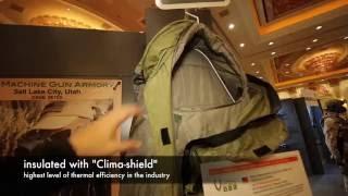 survival sleeping bag by KELTY