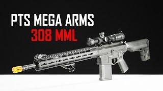 PTS Mega Arms 308 MML MATEN GBBR! - Airsoft GI
