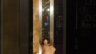 Kitchen Aid Induction Oven (KKSIB900ESS) not shutting off!