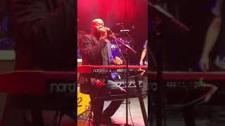 Andrew Roachford (Mike & the Mechanics) - Superstition (Stevie Wonder) - Live in London 10 10 2017