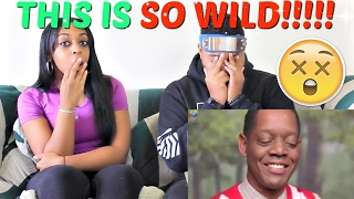 """The Strange Things About The Johnsons"" PRICELESS REACTION!!!!"