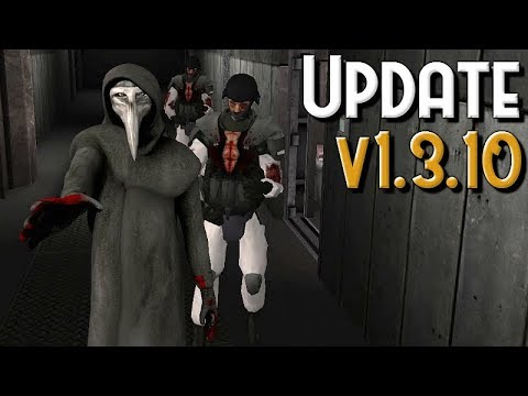 SCP Containment Breach - New Update! (v1.3.10)